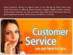 Get effective service from Gmail toll free number 1-888-250-5995