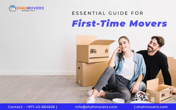 5 Essential Guide for First-Time Movers